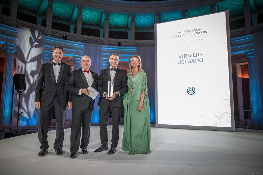 Talleres Manchegos Volkswagen, premiados por sexta vez en los Excellence Awards