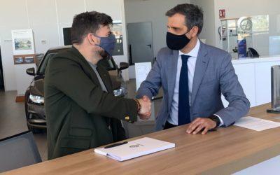 Acuerdo de colaboración con el chef Jesús Segura